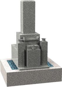 1.2聖地・墓地墓石セット