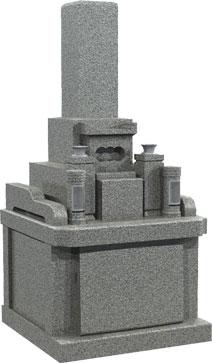 1聖地・墓地墓石セット