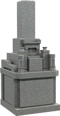 0.8聖地・墓地墓石セット