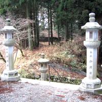 比叡山延暦寺 奉献御廟前灯籠