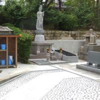 寒山寺境内改修工事