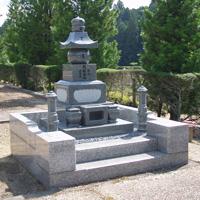 高野山中の橋霊園・供養塔