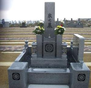 奈良中央墓園 M家