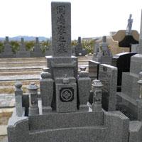 奈良中央墓園 岡嶋家