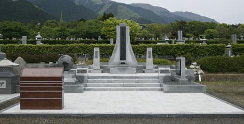 法人墓建立例
