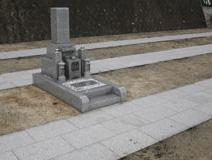 バリアフリー墓地