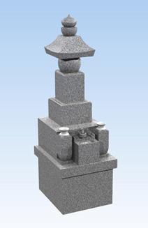 新企画 永代供養墓 五輪塔 (0.5聖地)800,000円