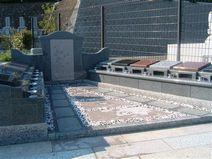 五月山緑地霊園「夫婦墓」