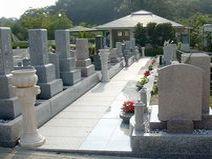 ガーデニング墓地