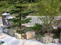 和風庭園墓地