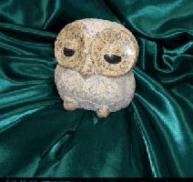 京石オリジナル フクロウ