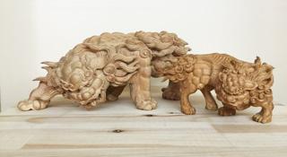 獅子の家族