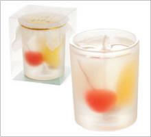 水菓子キャンドル清涼果物