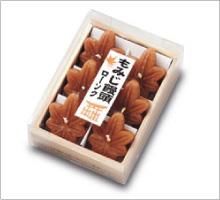 もみじ饅頭キャンドル