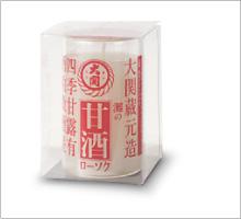 大関甘酒キャンドル