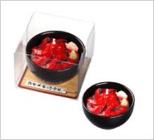 鉄火丼キャンドル