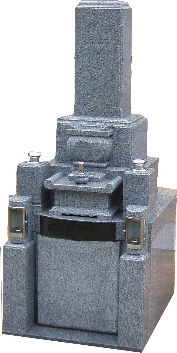 0.6聖地・墓地墓石セット