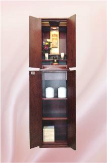 1、紫檀製家具調 標準型