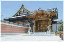 本性寺 本堂