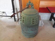 一乗寺に保存されている鐘
