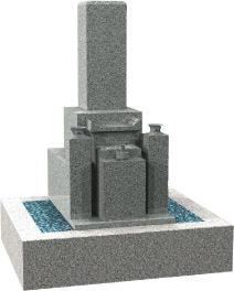 1.5聖地和型セット墓地