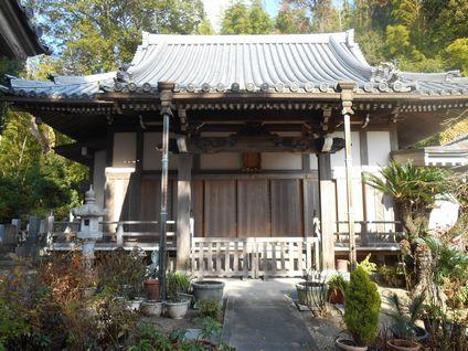 浄福寺本堂