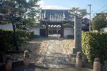 常見寺正面入口