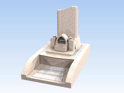通シ階段式 特別仕様 洋碑