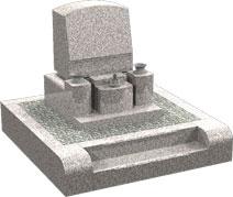1.77聖地洋碑セット墓地