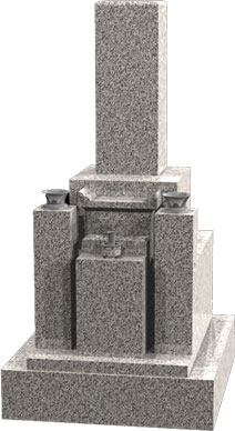 0.7聖地和型セット墓地