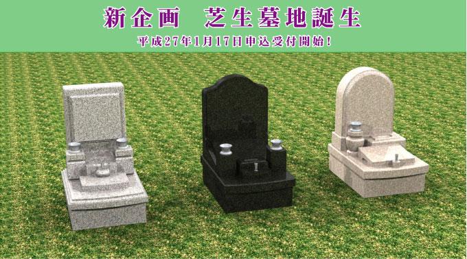 D4地区 芝生墓地