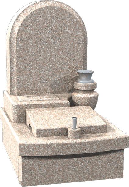 セット墓地・洋碑