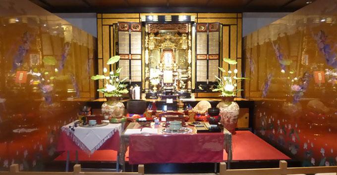 妙力寺別院。