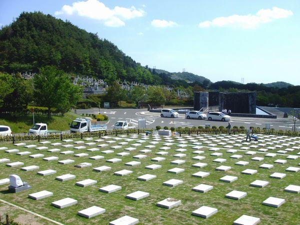北摂霊園芝生墓地