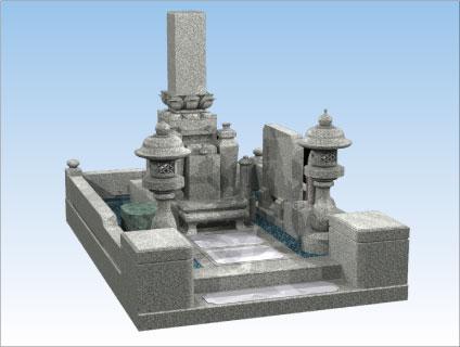 6㎡門柱式和型