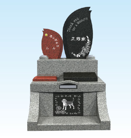 お墓のデザイン