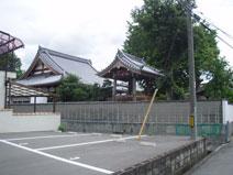 尊重寺 本堂