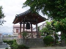 尊重寺 鐘楼