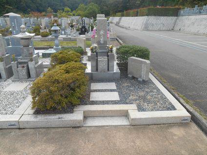 神戸市営霊園 墓所