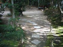 庭園飛石工事