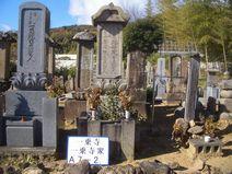 墓地の現状調査