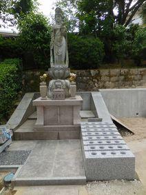 永代供養墓据付
