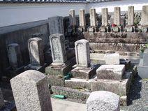 墓地の現状写真