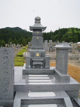 高野山大霊園 太田ベニヤ株式会社様