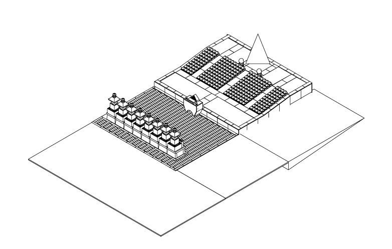 「やすらぎの郷」 施工図面