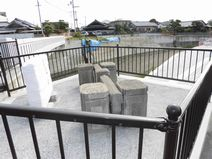 旧山出橋記念碑