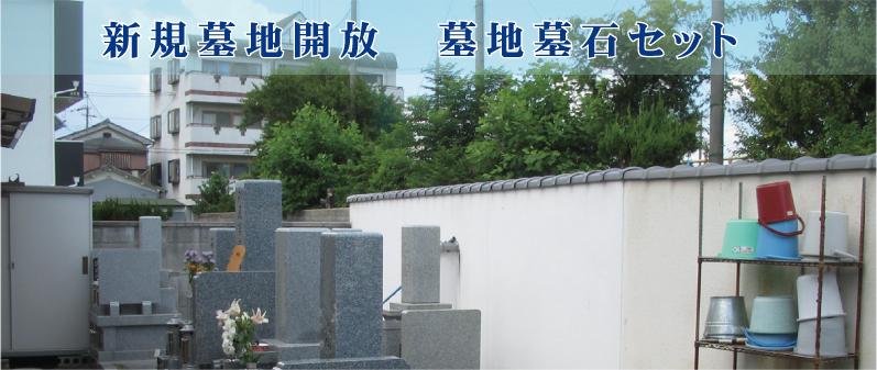 善照寺セット墓地