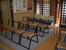 瑞應寺法要室