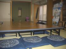 瑞應寺控え室